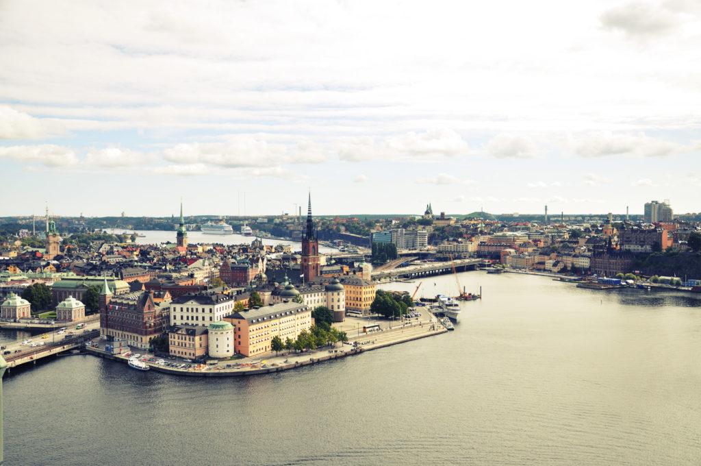 Stockholm weekend