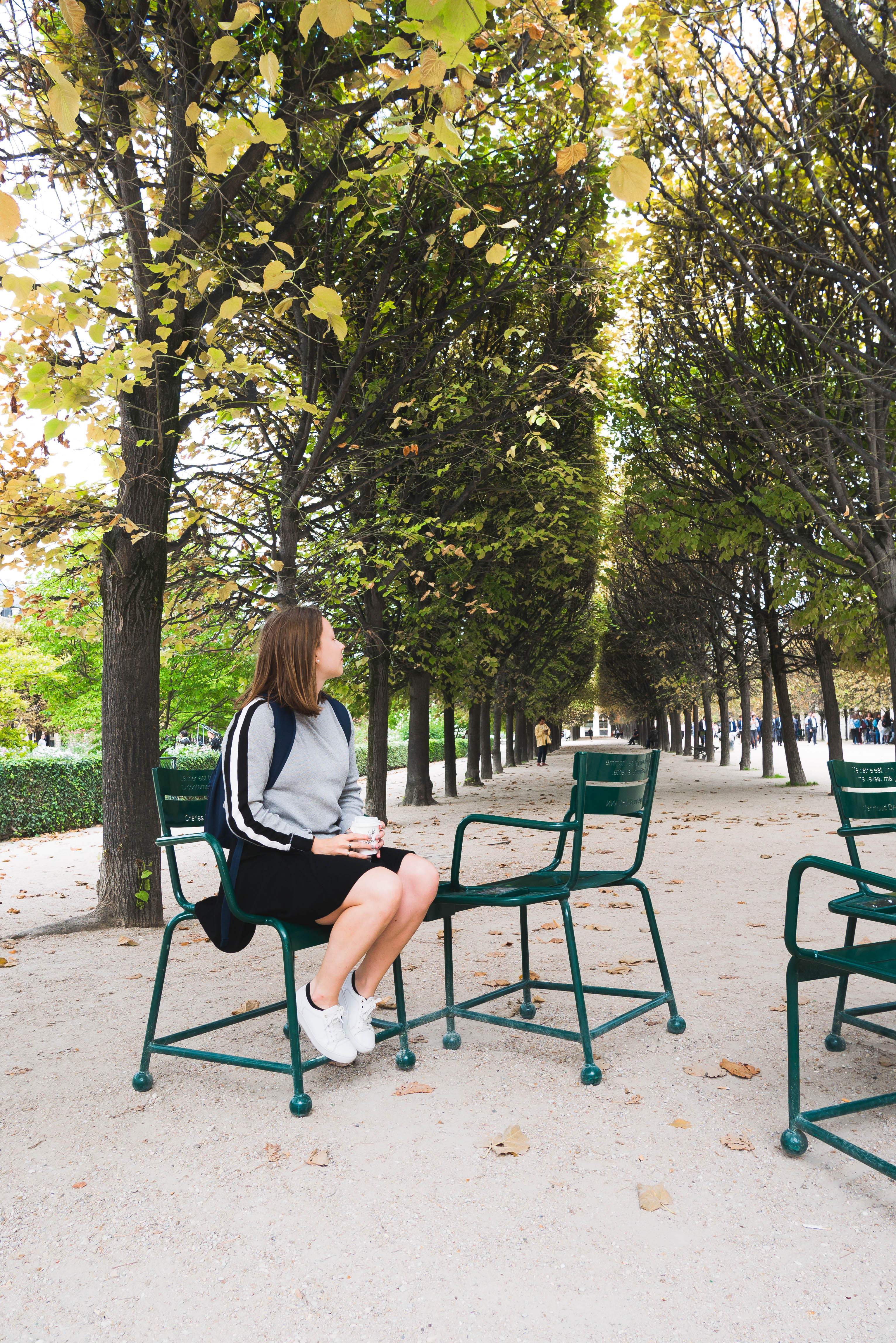 Parks in Paris