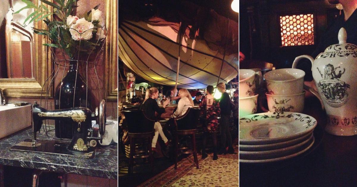 Steam Hellsinki bar Helsingfors