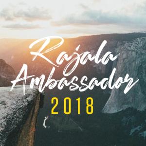 rajala amabassador 2018